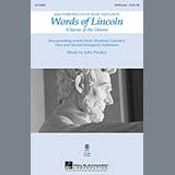 John Purifoy Words of Lincoln - Viola Sheet Music and Printable PDF Score | SKU 320295
