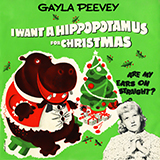 Download or print John Rox I Want A Hippopotamus For Christmas (Hippo The Hero) Digital Sheet Music Notes and Chords - Printable PDF Score
