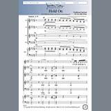 John Tebay Hold On Sheet Music and Printable PDF Score | SKU 423604