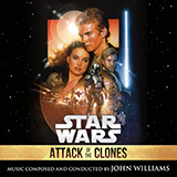 John Williams Across The Stars (Love Theme from Star Wars: Attack of the Clones) Sheet Music and Printable PDF Score | SKU 445627