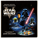 John Williams Han Solo And The Princess (from Star Wars: Episode V - The Empire Strikes Back) Sheet Music and Printable PDF Score | SKU 445619