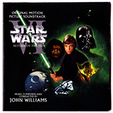 John Williams Luke And Leia (from Star Wars) Sheet Music and Printable PDF Score | SKU 417038