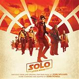 John Williams The Adventures Of Han (from Solo: A Star Wars Story) Sheet Music and Printable PDF Score | SKU 253406