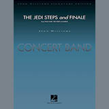 John Williams The Jedi Steps and Finale (from Star Wars: The Force Awakens) - Bb Trumpet 2 (sub. C T Sheet Music and Printable PDF Score | SKU 407924