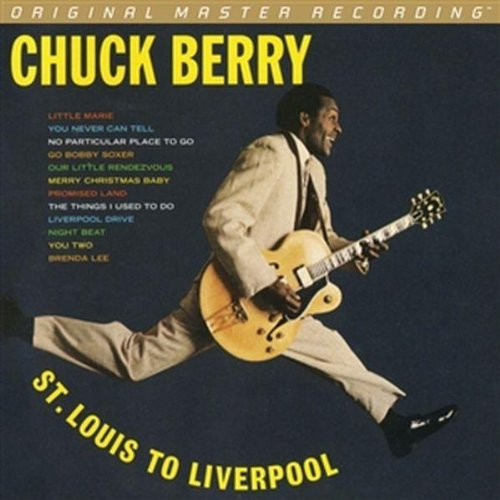 Chuck Berry image and pictorial
