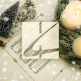 Download or print Johnny Marks A Merry, Merry Christmas To You Digital Sheet Music Notes and Chords - Printable PDF Score