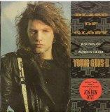 Jon Bon Jovi Blaze Of Glory Sheet Music and Printable PDF Score | SKU 176102