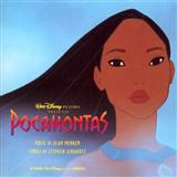 Jon Secada and Shanice If I Never Knew You (Love Theme from Pocahontas) Sheet Music and Printable PDF Score | SKU 178152