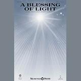 Joseph M. Martin A Blessing of Light - Harp Sheet Music and Printable PDF Score | SKU 369582