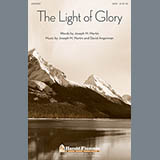 Joseph M. Martin The Light Of Glory Sheet Music and Printable PDF Score | SKU 177512