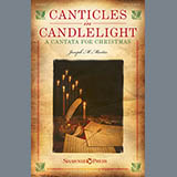 Download Joseph Martin 'Canticles in Candlelight - Violin 1 & 2' Digital Sheet Music Notes & Chords and start playing in minutes