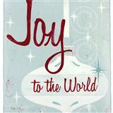Christmas Carol Joy To The World Sheet Music and Printable PDF Score | SKU 26021