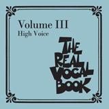 Jule Styne and Sammy Cahn I'll Walk Alone (High Voice) Sheet Music and Printable PDF Score | SKU 470635