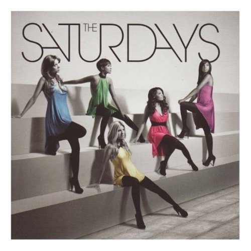 The Saturdays image and pictorial