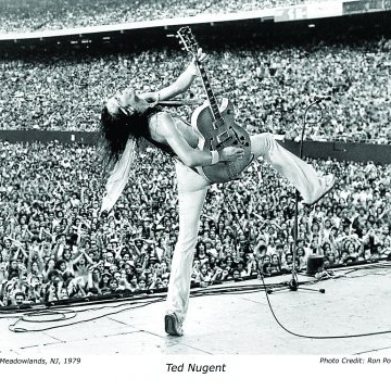 Ted Nugent image and pictorial
