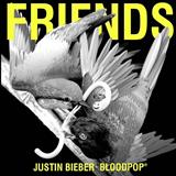 Justin Bieber Friends (feat. BloodPop) Sheet Music and Printable PDF Score | SKU 188178