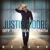 Download or print Justin Moore Lettin' The Night Roll Digital Sheet Music Notes and Chords - Printable PDF Score