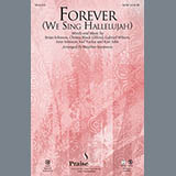 Kari Jobe Forever (We Sing Hallelujah) (arr. Heather Sorenson) Sheet Music and Printable PDF Score   SKU 156995