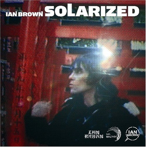 Ian Brown image and pictorial
