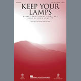 John Leavitt Keep Your Lamps Trimmed And Burning Sheet Music and Printable PDF Score | SKU 410472