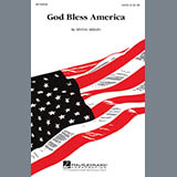 Keith Christopher God Bless America - Violin 1 Sheet Music and Printable PDF Score | SKU 296463