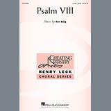 Ken Berg Psalm VIII Sheet Music and Printable PDF Score | SKU 429453