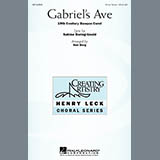 Ken Berg The Angel Gabriel Sheet Music and Printable PDF Score | SKU 195632