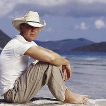 Download or print Kenny Chesney Me And You Digital Sheet Music Notes and Chords - Printable PDF Score