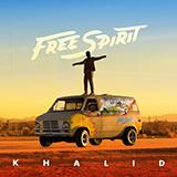 Khalid Right Back Sheet Music and Printable PDF Score   SKU 428396