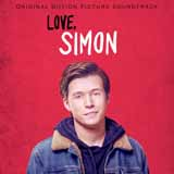 Khalid & Normani Love Lies (from Love, Simon) Sheet Music and Printable PDF Score | SKU 410010