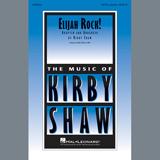 Kirby Shaw Elijah Rock! Sheet Music and Printable PDF Score | SKU 411052