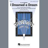 Kirby Shaw I Dreamed A Dream Sheet Music and Printable PDF Score   SKU 289708