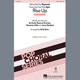 Beyoncé Rise Up (from Epic) (arr. Kirby Shaw) Sheet Music and Printable PDF Score   SKU 154538