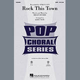 Download Kirby Shaw 'Rock This Town' Digital Sheet Music Notes & Chords and start playing in minutes