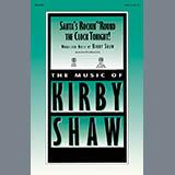 Kirby Shaw Santa's Rockin' 'Round the Clock Tonight! - Trombone Sheet Music and Printable PDF Score | SKU 275855
