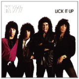 KISS Lick It Up Sheet Music and Printable PDF Score | SKU 381528