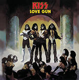 KISS Love Gun Sheet Music and Printable PDF Score | SKU 379226