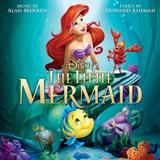Alan Menken Kiss The Girl (from The Little Mermaid) Sheet Music and Printable PDF Score | SKU 485301
