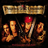 Download Klaus Badelt 'He's A Pirate (from Pirates Of The Caribbean: The Curse Of The Black Pearl)' Digital Sheet Music Notes & Chords and start playing in minutes