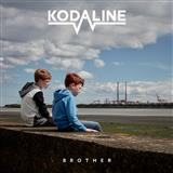 Download or print Kodaline Brother Digital Sheet Music Notes and Chords - Printable PDF Score