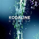 Kodaline Honest Sheet Music and Printable PDF Score | SKU 120603