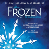 Download or print Kristen Anderson-Lopez & Robert Lopez In Summer (from Frozen: The Broadway Musical) Digital Sheet Music Notes and Chords - Printable PDF Score
