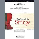 Kristen Anderson-Lopez & Robert Lopez Remember Me (from Coco) (arr. James Kazik) - Cello Sheet Music and Printable PDF Score | SKU 425596