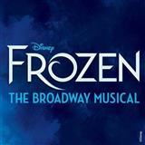 Kristen Anderson-Lopez & Robert Lopez True Love (from Frozen: The Broadway Musical) Sheet Music and Printable PDF Score | SKU 254571