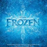 Kristen Bell & Idina Menzel For The First Time In Forever (from Disney's Frozen) Sheet Music and Printable PDF Score | SKU 122485