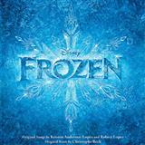 Kristen Bell & Santino Fontana Love Is An Open Door (from Disney's Frozen) Sheet Music and Printable PDF Score | SKU 193681