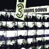 3 Doors Down Kryptonite Sheet Music and Printable PDF Score | SKU 157901