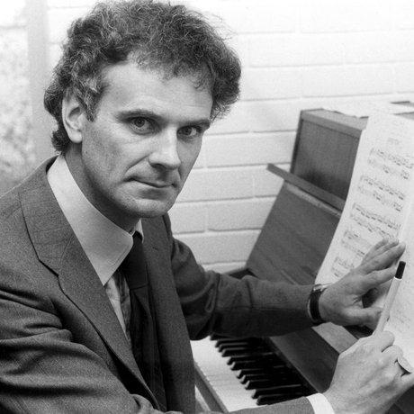 Peter Maxwell Davies image and pictorial