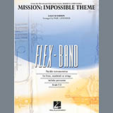 Download or print Lalo Schifrin Mission: Impossible Theme (arr. Paul Lavender) - Pt.3 - Eb Alto Sax/Alto Clar. Digital Sheet Music Notes and Chords - Printable PDF Score
