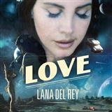Lana Del Rey Love Sheet Music and Printable PDF Score | SKU 180356